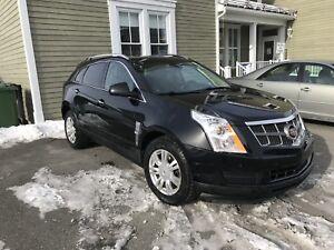 Cadillac SRX/cuir/AWD/cam.recul/siège chauffant/toit pano/luxury