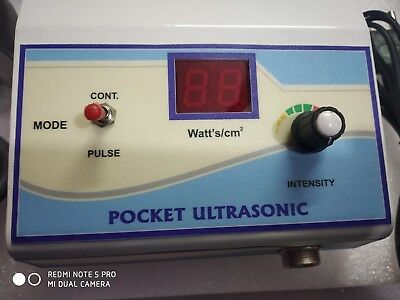 Mini Ultrasound Machine Portable Machines Physiotherapy Equipment Pain Relief