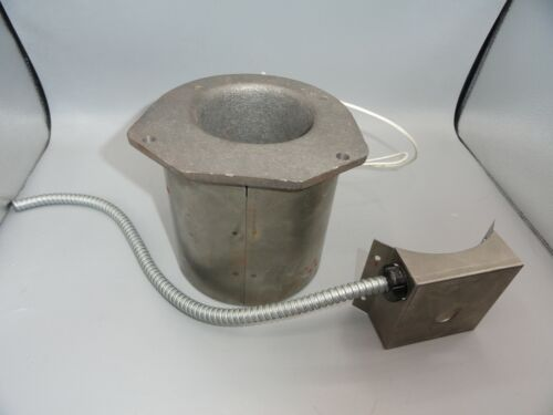 SOLDER POT BARE BONE COMMERCIAL GRADE 120VAC 800W