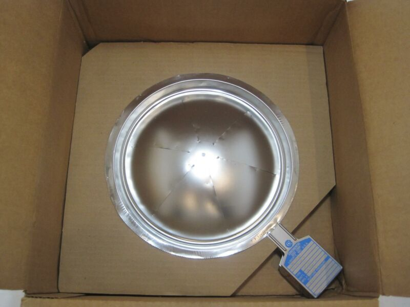 "New Continental 8"" CDCV(LL) Rupture Disc 13800 SCFM Air 20 PSIG @ 600°F"
