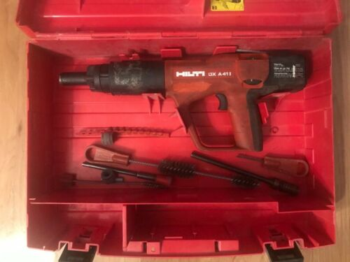 Hilti DX-A41I Powder Actuated Fastening Systems Kit With Case