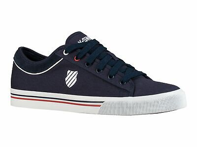 K Swiss Trainers - Bridgeport II Trainer - 75425 - 439 - Navy