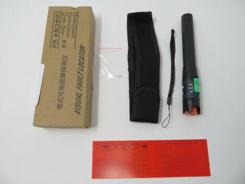 Fxwsky Visual Fault Locator 30Mw 30Km Vfl Pen Fiber Optic Cable Tester OPEN BOX
