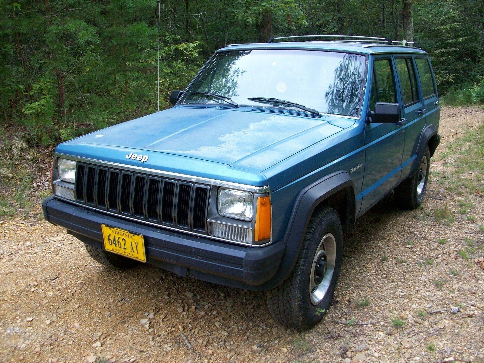 1986 AMC Jeep Cherokee V6 AT 4X4 126K Orig. Paint, No rust Survivor! ON YouTube!