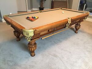Classic Beauty - Pool Table
