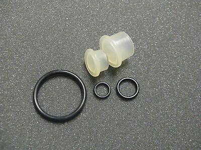 Nikon Nikonos SB-105 strobe o-rings and sync cord end caps