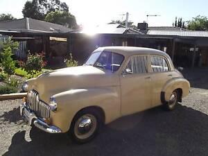 1953 Holden 48 215 FX Sedan Truro Mid Murray Preview
