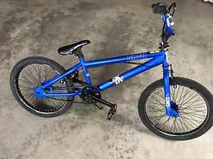 BMX And Pegs