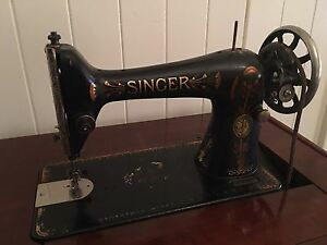 1934 singer treadle sewing machine Toowong Brisbane North West Preview