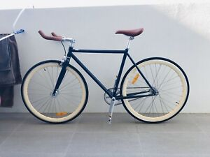 AS NEW State Bicycle Co. Fixed/single speed bike