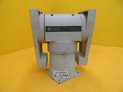 Vicon V33oapt Pan And Tilt Drive Head Vistar Used Working