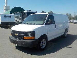 2012 Chevrolet Express 1500 All Wheel Drive Cargo