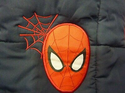 MARVEL ULTIMATE SPIDERMAN SPIDERMAN   Boys Body Warmer Age 5-6 Years AUTHENTIC