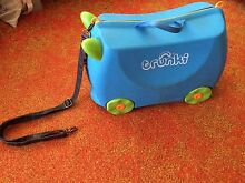Trunki travel ride-on suitcase Centenary Heights Toowoomba City Preview