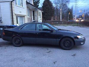 1997 Lexus ES300