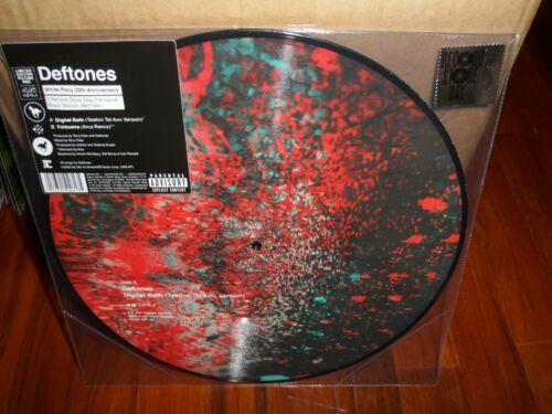 "Deftones - Digital Bath / Feiticeira REMIXES 12"" Picture Disc 2021 RSD"