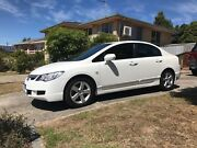 Honda Civic 2008  West Ulverstone Central Coast Preview