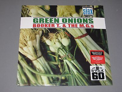 BOOKER T. & the M.G.'s  Green Onions  LP  New Sealed Vinyl  Booker T
