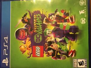 LEGO DC Supervillains for ps4