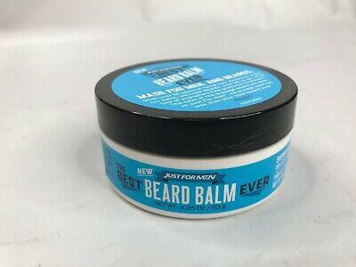 NEW Just for Men The Best Beard Balm Ever - Made For Men & Beards 2.25 oz / 63