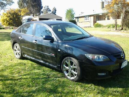 2007 Mazda Mazda3 Sedan Greenway Tuggeranong Preview