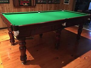 Astra President Billiard Table St Albans Brimbank Area Preview