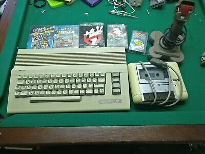 Commodore C64c Refurbished With Games