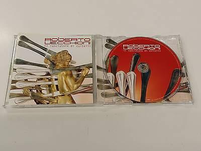ROBERTO VECCHIONI IL LANCIATORE DI COLTELLI CD 2002