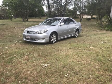 2005 Toyota camry sportivo 6 months rego and rwc  Carina Brisbane South East Preview