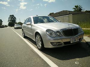 2007 Mercedes Benz e280 cdi avantgarde Cloverdale Belmont Area Preview