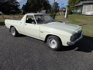 1978 Holden HZ Ute Tabulam Tenterfield Area Preview