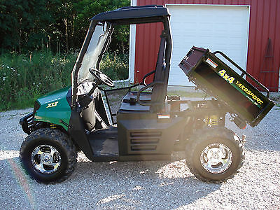 2013 4x4 utv side by side sprot utility vehicle used yard sport ys400xly for sale in paw paw. Black Bedroom Furniture Sets. Home Design Ideas