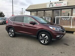 2016 Honda CR-V Touring SOLD TO A GREAT CUSTOMER