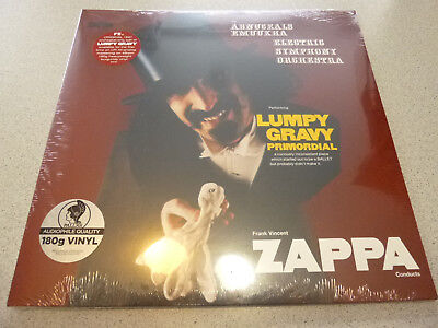 Frank Zappa - Lumpy Gravy Primordial - LP coloured 180g Vinyl // Neu & OVP