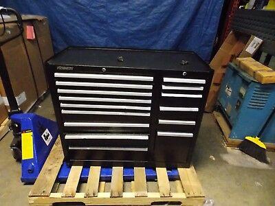 Kennedy 15-drawer Steel Roller Cabinet 39-38 X 18 X 39 Black 315xbk Repair