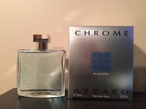 Chrome Azzaro Men's Cologne