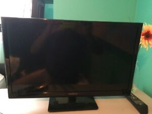 24 inch LED television with DVD combo.