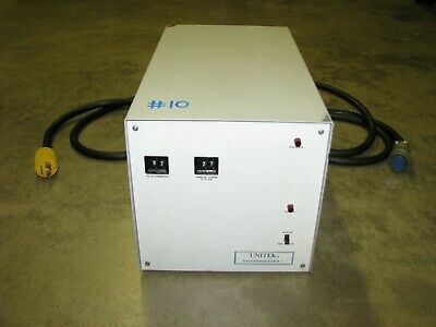 Unitek Phase Master 1 Spot Welding Welder Power Source Weld Control Unit