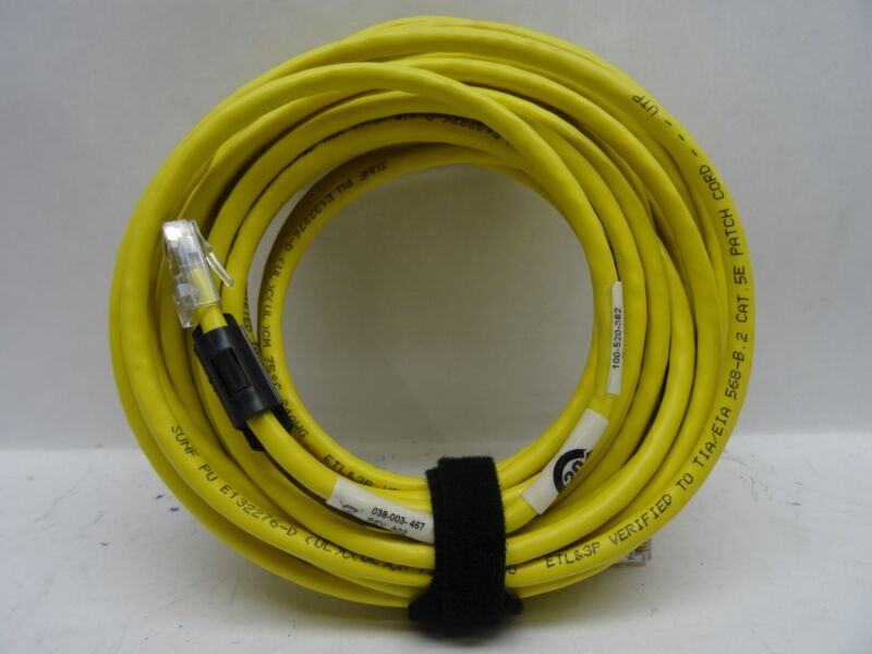 EMC MANAGEMENT CABLE RJ45 038-003-467