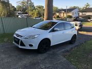 2013 Ford Focus 4 sale Bateau Bay Wyong Area Preview