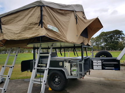 Campertrailer Jones Island Greater Taree Area Preview