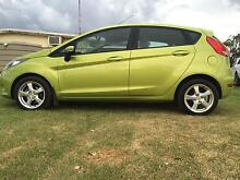 2009 Ford Fiesta Hatchback Trangie Narromine Area Preview