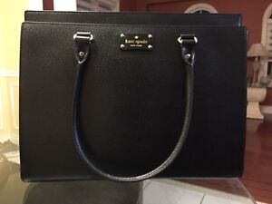 Kate Spade Purse (Wellesley) Black - brand new with tag