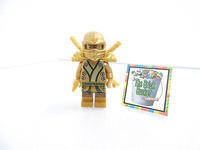 Gold Ninja Lloyd LEGO Minifigure Lot Ninjago 71239 70505 70503