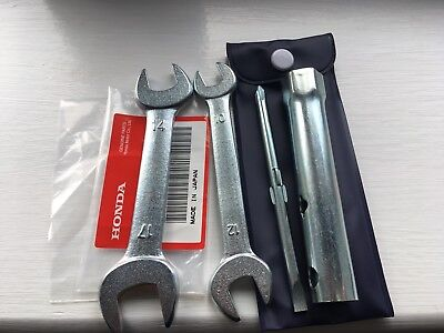 Genuine Honda Toolkit Z50 ST70 C90 C70 Cub Z50m Monkey Bike Dax  Chaly Z50A, used for sale  Shipping to Ireland