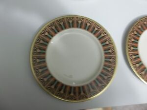 LENOX GRAND TIER COLLECTION LUCIA MADE IN USA COFFEE CUP SAUCER CHINA