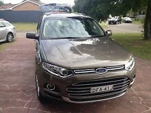 2011 Ford Territory Wagon Wattle Grove Liverpool Area Preview