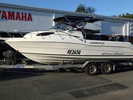 2007 Cruise Craft 685 Explorer + Mercury 225hp Optimax - Good Buy Boondall Brisbane North East Preview