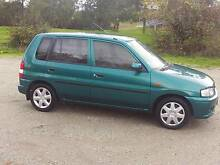 MAZDA SPORTS 5 DOOR HATCH REGO LOW KS BOOKS 4 CYL WOW LOOK Narre Warren South Casey Area Preview