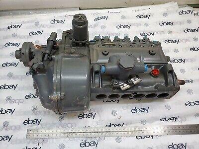 Deutz Bosch Diesel Fuel Injector Pump 74304522 Peba95d419 6 Cylinder Ls2181
